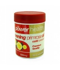 POWER  HEALTH   evening primose  oil 500mg 30καψ.
