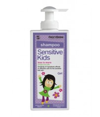 frezyDerm sensi kids  shampoo girl 200ml.