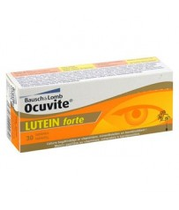 Bausch & Lomb Bausch & Lomb Ocuvite Lutein Forte 30 δισκία