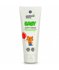 Panthenol Extra Baby Nappy Cream 3 in 1, 100m