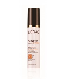 LIERAC SUNCARE EXTREME INVISIBLE CREAM SPF 50+ Απόλυτη προστασία κατά των ρυτίδων-κατά των κηλίδων 50ml