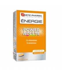 Forte Pharma Energy Power Adulte 28 ταμπλέτες