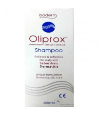 Boderm Oliprox Shampoo 200ml