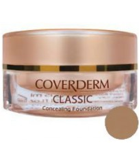 COVERDERM Camouflage Classic 08 15ml