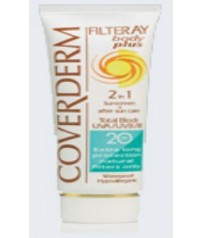 COVERDERM Filteray Body Plus SPF20