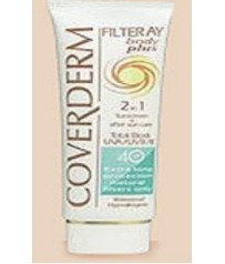 COVERDERM Filteray Body Plus SPF40