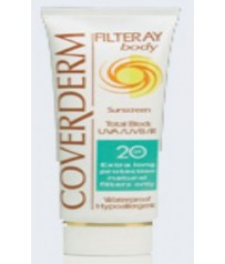 COVERDERM Filteray Body SPF20