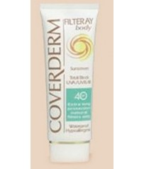 COVERDERM Filteray Body SPF40