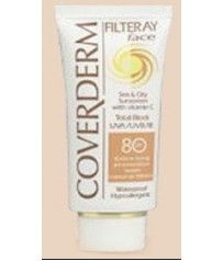 COVERDERM Filteray Face SPF80