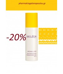 DECLEOR AROMA LISSE ENERGISING SMOOTHING CREAM 50mL,30+