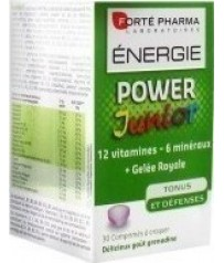 Forte Pharma Energie Power Junior 30 ταμπλέτες