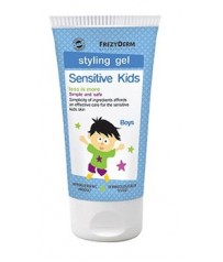 FREZYDERM SENSITIVE KID'S HAIR STYLING GEL 100ml