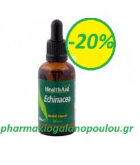 Health Aid Echinacea (Angustifolia) Liquid 50ml,Ανοσοποιητικο.