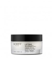 Korff Lifting Night Cream Lifting Effect Κρέμα Νύχτας 50ml