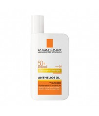 La Roche Posay Anthelios XL SPF 50+ Tinted Fluid Ultra-Light Αντηλιακό Προσώπου με Χρώμα