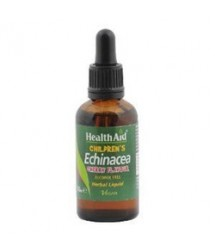 HEALTH  AID CHILDER  ECHINACIA  50ML