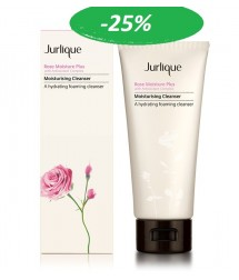 JURLIQUE Jurlique Rose Moisture Plus Moisturising Cleanser 100ml
