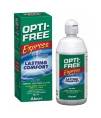 ALCON,OPTI-FREE Express 355 ml με θήκη ,