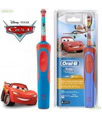 Oral-B Ηλεκτρική Οδοντόβουρτσα Oral B Stages Cars 3+ years