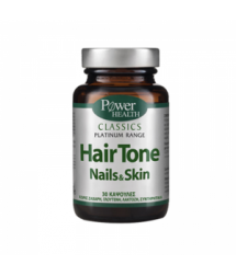 Power Health Classics Platinum Range Hair Tone, Nails & Skin 30κάψουλες