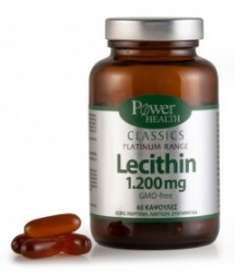 Power Health Classics Platinum Range Lecithin, 60caps