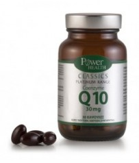 Power Health Classics Platinum Range Coenzyme Q10 30mg 30 κάψουλες