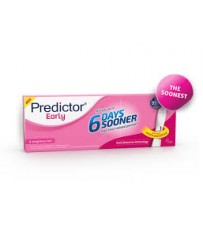 Omega pharma Predictor Early Pregnancy Test 1pcs