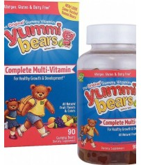 Hero Yummi Bears Multi Vitamin & Mineral 90τμχ